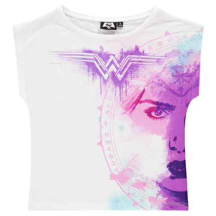 Tee-shirt manches courtes Wonder Woman