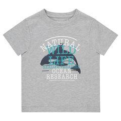 b98b3d6db3a5 Κοντομάνικη μπλούζα ...