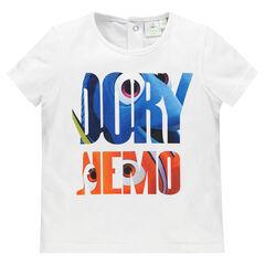 Tee-shirt manches courtes Disney/Pixar print Dory & Nemo