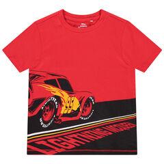 Κοντομάνικη μπλούζα με στάμπα Cars της Disney