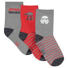 Σετ 3 ζευγάρια κάλτσες Star Wars™.
