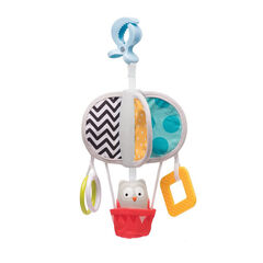 Μουσικό Κρεμαστό Παιχνίδι Κούνιας Obi Owl Chime Bells Mobile