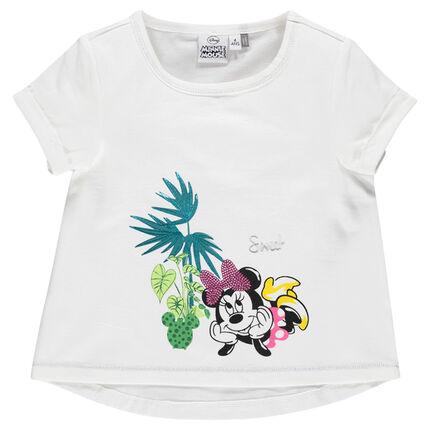 Κοντομάνικη μπλούζα με τη Μίνι της Disney