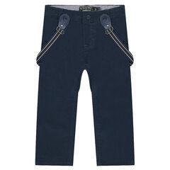 Παντελόνι από τουίλ με αφαιρούμενες τιράντες