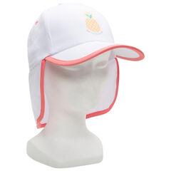 Καπέλο με προέκταση για προστασία και τύπωμα ανανά