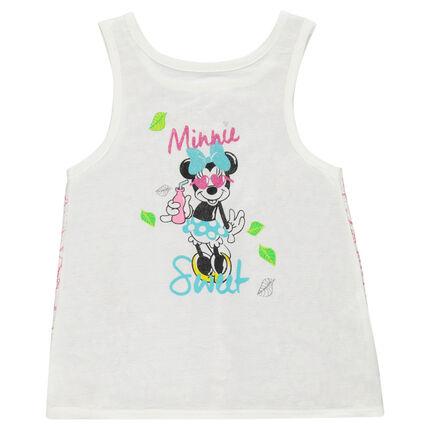 Φανελάκι Disney Minnie με δαντελωτή πλάτη