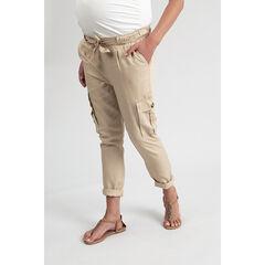 Παντελόνι εγκυμοσύνης με τσέπες
