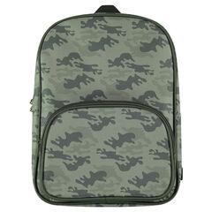 Τσάντα πλάτης με μιλιτέρ μοτίβο