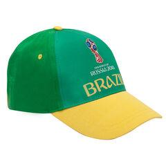 Καπέλο με στάμπα ΒΡΑΖΙΛΙΑ - 2018 FIFA WORLD CUP RUSSIA™