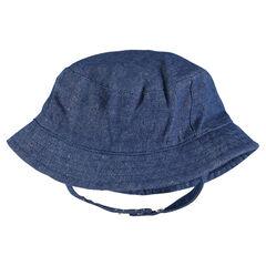 Καπέλο από ντένιμ