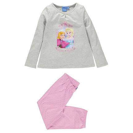 Pyjama Disney la Reine des Neiges