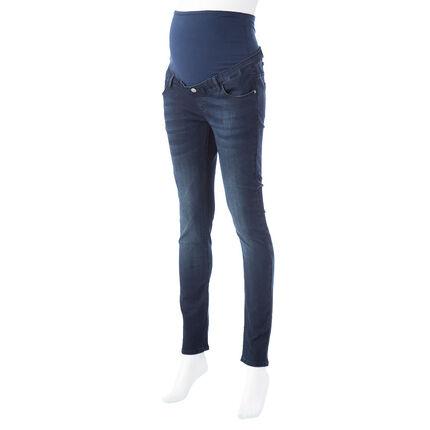 Jeans coupe skinny de grossesse