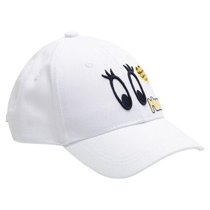 Καπέλο από τουίλ με κεντημένα τα μάτια της Minnie της ©Disney