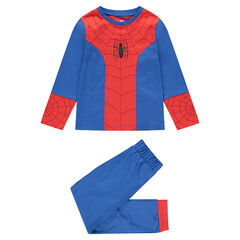 Πιτζάμα από ζέρσεϊ με στάμπα Spiderman της ©Marvel