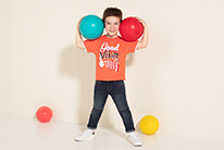 Positiv' attitude 2-10 χρονών